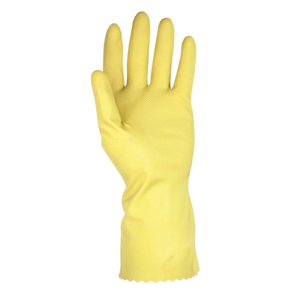 CLC Work Gear 2300M Yellow Latex Glove