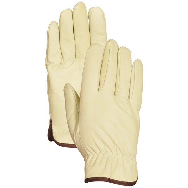 Bellingham Glove C2356M Men's Grain Cowhide Driver Gloves
