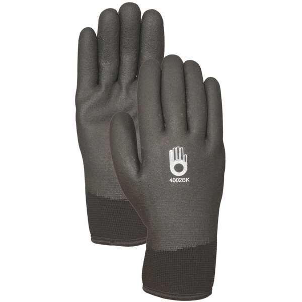 Bellingham Glove C4002BKL Black Double Lined Gloves