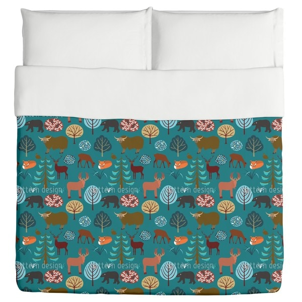 Into the Forest Duvet