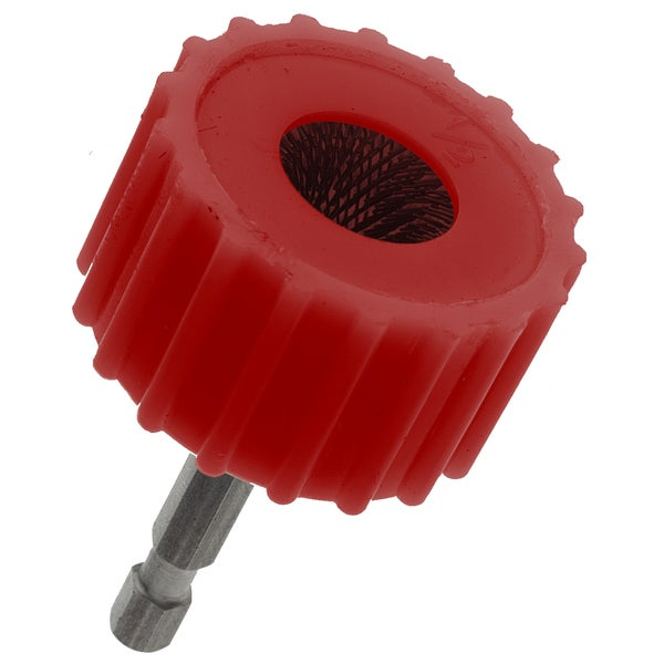 "Superior Tool 18934 3/4"" Power Tube Cleaning Brush"