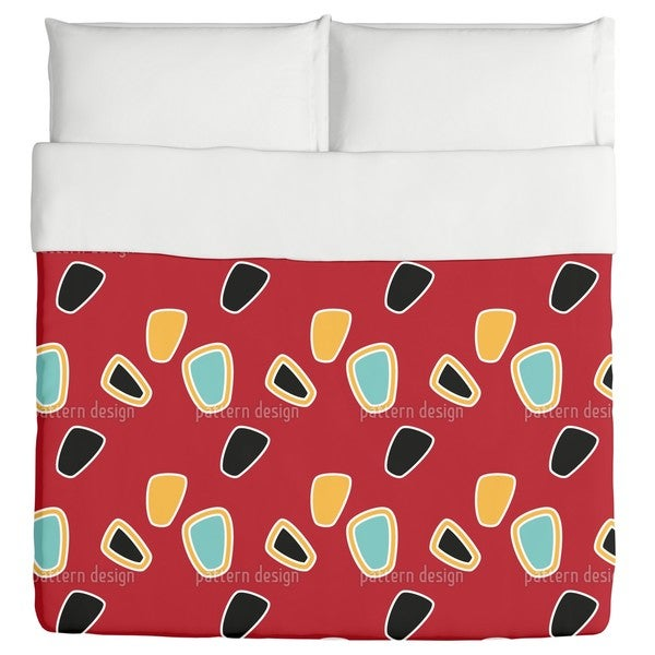 The Graphic Sixties Duvet