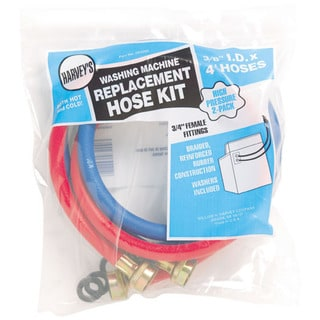 WM Harvey 093200 Replacement Washing Machine Hose 2 Pack