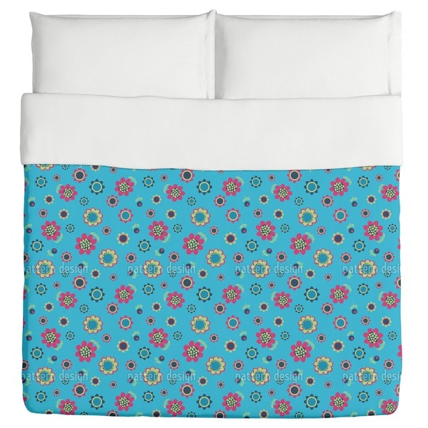 Heaven Full of Flowers Duvet