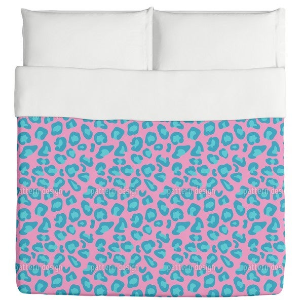 Leopard Animal Print Duvet