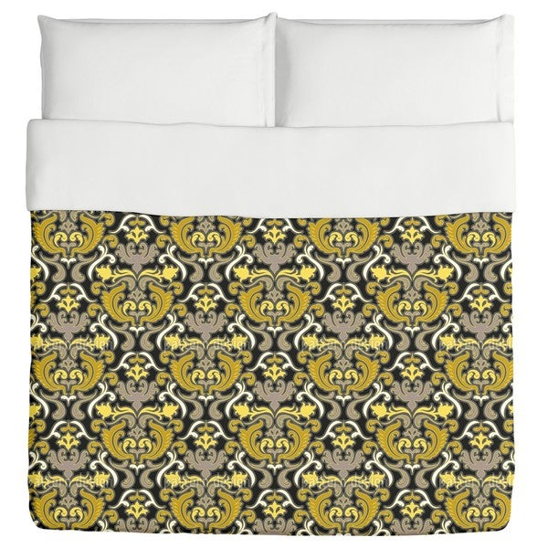 Bon Apart Yellow Duvet