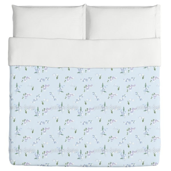 Forget Me Not Duvet