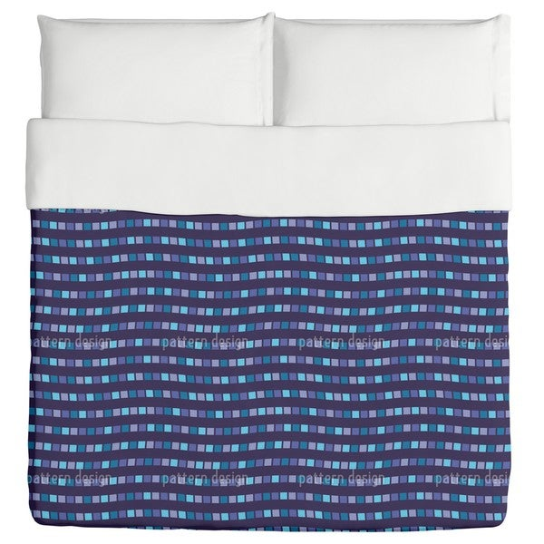 City Whisper in Blue Duvet