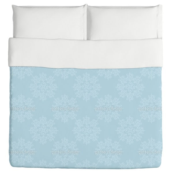 Queen of Snow Duvet