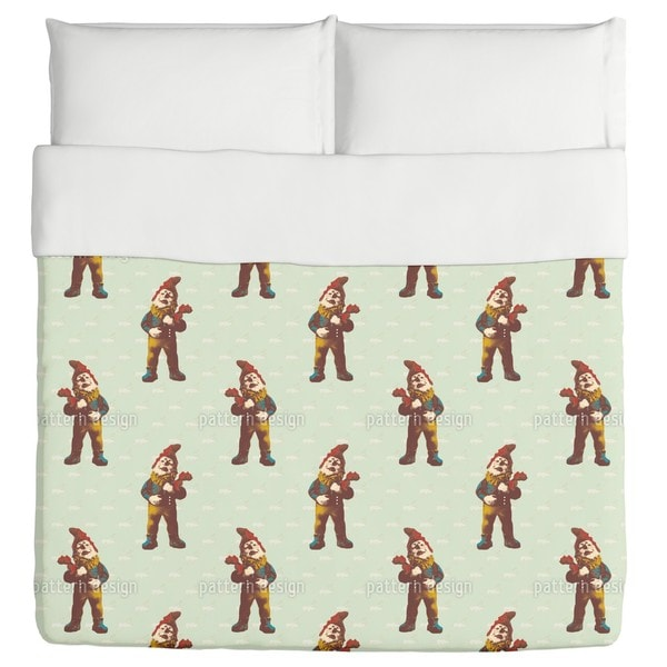 Mothers Day in Kabouterland Duvet