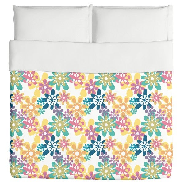 Glori Flori Color Duvet