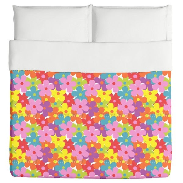 Summer Garden Party Duvet