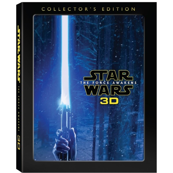 Star Wars: The Force Awakens 3D (Blu-ray/DVD) 20433095