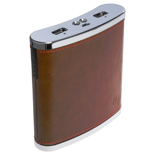 PowerFlask Portable Mobile Charging Power Bank