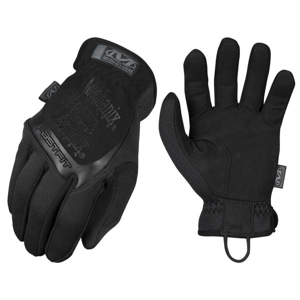 Mechanix Wear MFF-55-009 Black Fast Fit Work Gloves