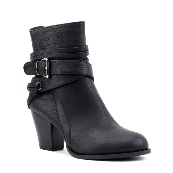 Olivia Miller 'Newtown' Ankle Booties