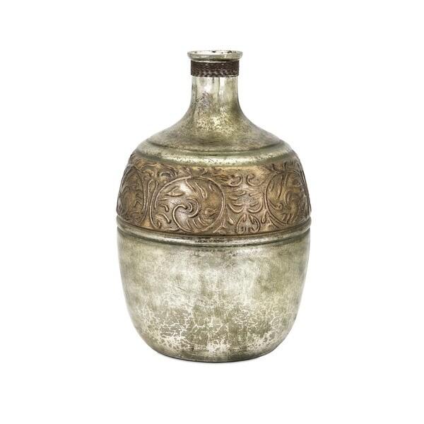 Concepts Eden Short Glass Vase