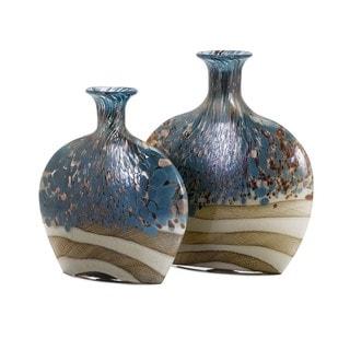 Nordiak Glass Vases (Set of 2)