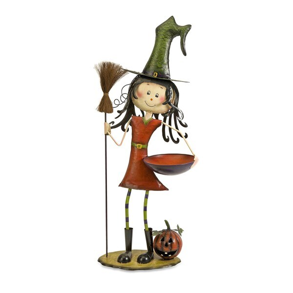 Katrina The Witch Holiday Decoration Halloween Decoration