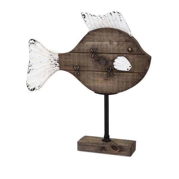 Gabor Wood Fish