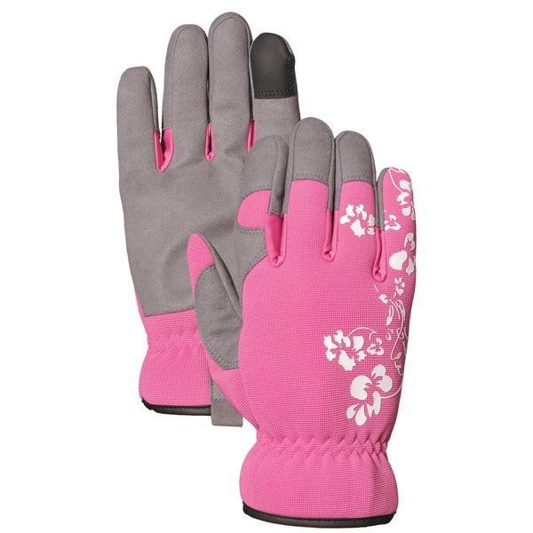 Bellingham Glove C7333L Floral Women's Performance Gloves