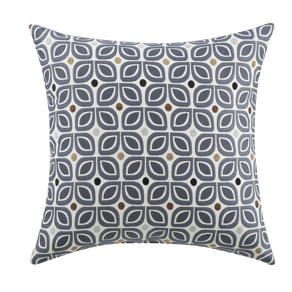 Tinted Blue Throw Pillow