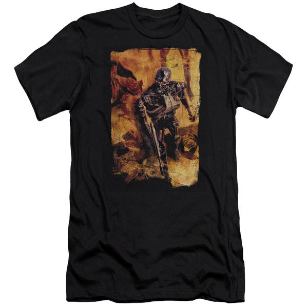 Terminator/Bodies Short Sleeve Adult T-Shirt 30/1 in Black