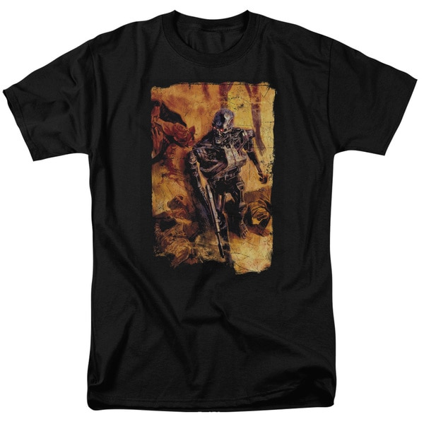 Terminator/Bodies Short Sleeve Adult T-Shirt 18/1 in Black