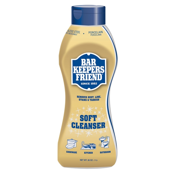Bar Keepers Friend 11600 13 Oz Bar Keepers Friend Liquid Cleanser