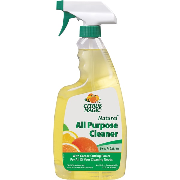 Trewax 613612799 22 Oz Citrus Magic Fresh Citrus All Purpose Cleaner 20455998