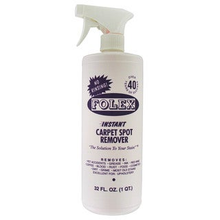 Folex FSR32 32 Oz Instant Carpet Spot Remover