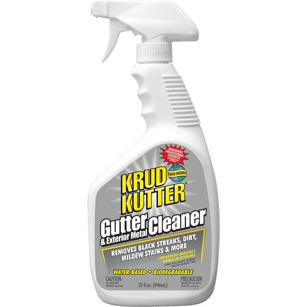 Krud Kutter GC32/6 32 Oz Gutter & Exterior Metal Cleaner
