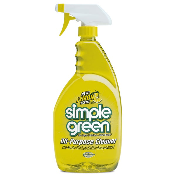 Simple Green 3010001214003 32 Oz Lemon Scent Simple Green All Purpose Cleaner