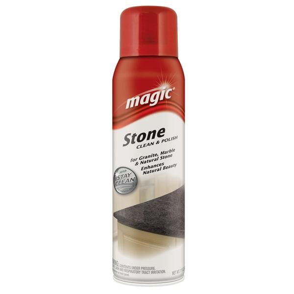 Magic 3051 17 Oz Stone Clean & Polish