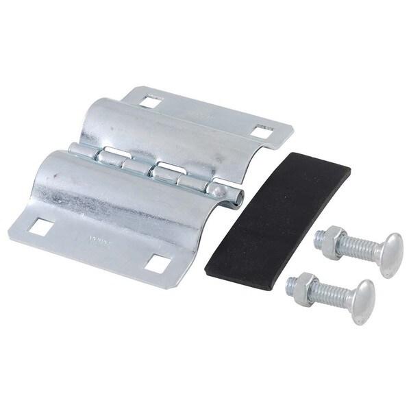 """LDR 610 2120 3/4"""" IPS Pipe Repair Clamp With Neoprene Gasket"""