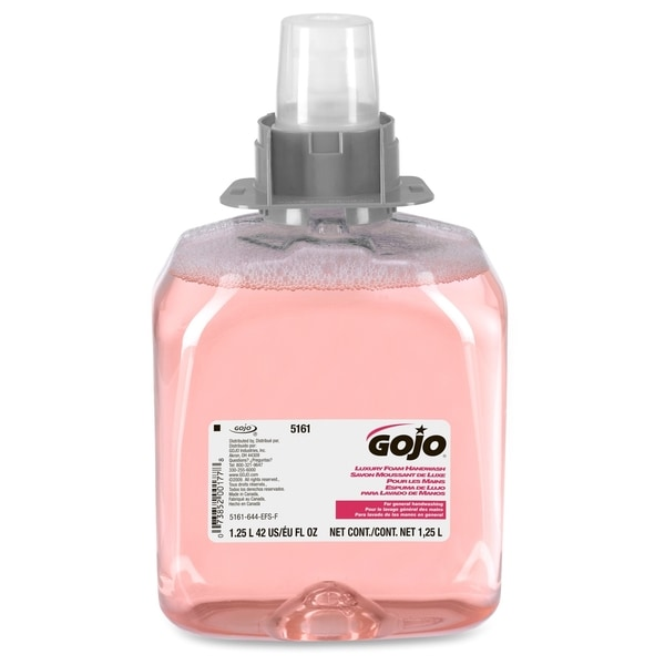 GOJO Luxury Foaming Handwash Dispenser Refill
