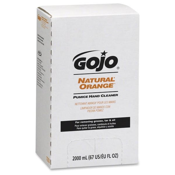 GOJO Natural Orange Pumice Hand Cleaner Refill