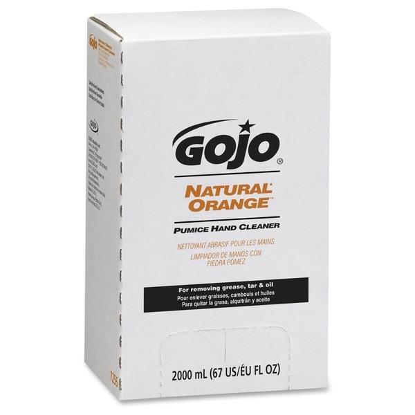 GOJO Natural Orange Pumice Hand Cleaner Refill
