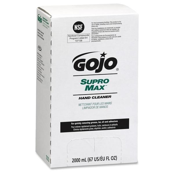 GOJO Supro Max Hand Cleaner