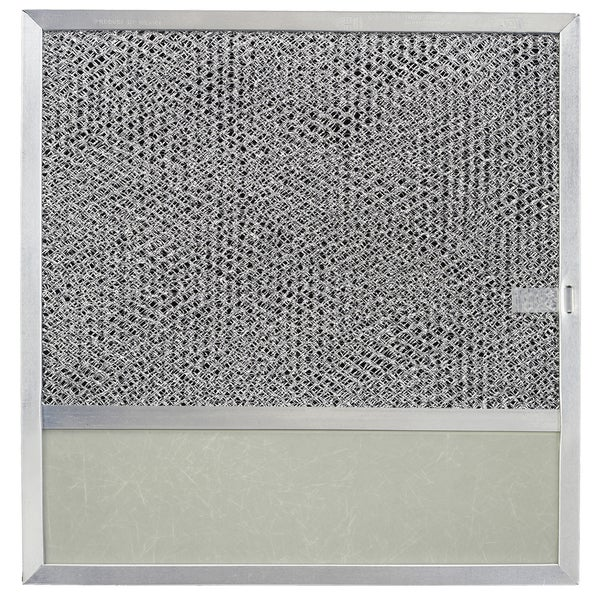 "Broan BP1 11-3/4"" X 13-7/16"" Aluminum Filter With Light Lens"