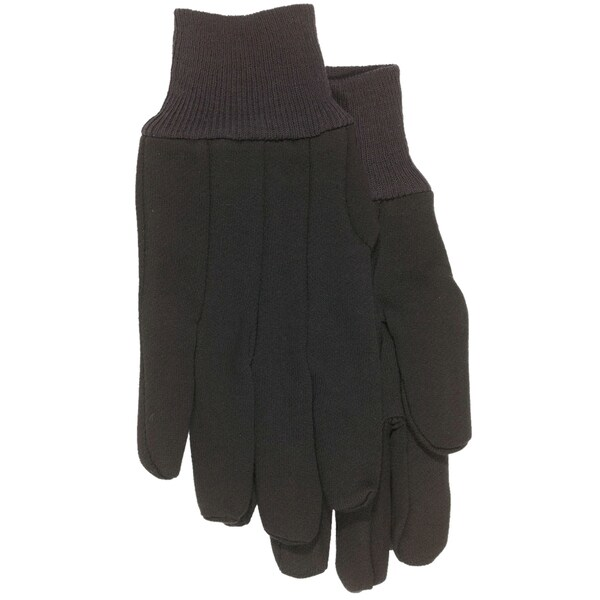 Boss Gloves 4020 Large Brown Jersey Gloves