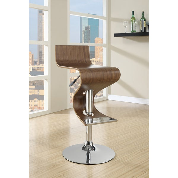 Brown Brown Bar Stool