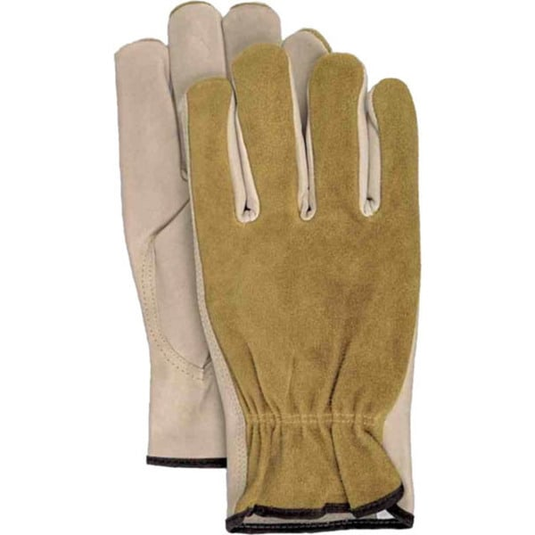 Boss Gloves 4062S Small Split Leather Back Unlined Leather Gloves
