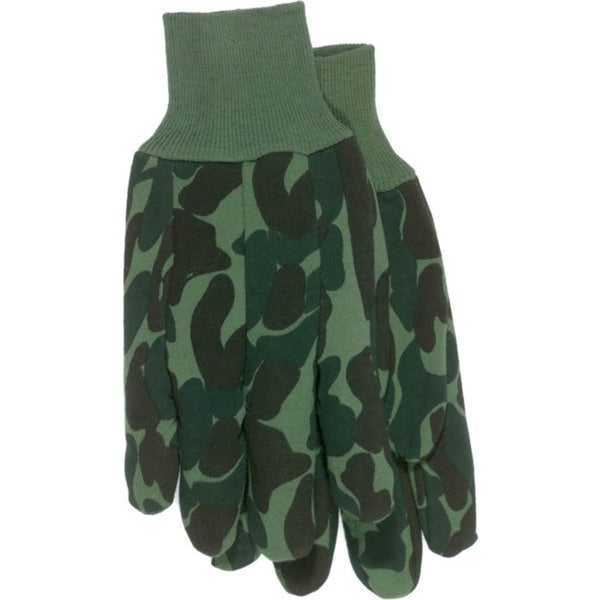Boss Gloves 4201CL Camouflage Jersey Knit Glove