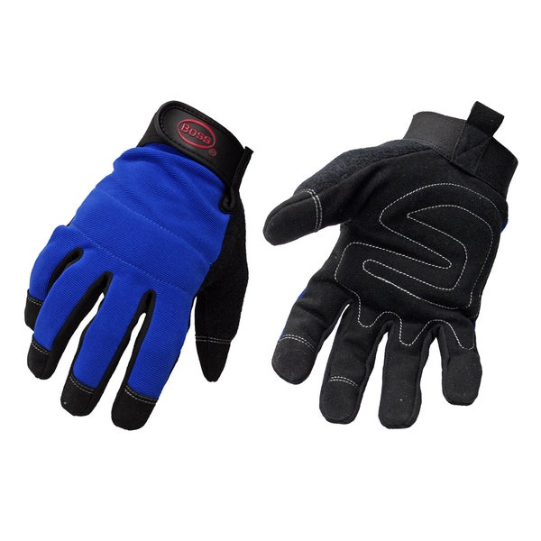Boss Gloves 5205L Synthetic Leather Gloves