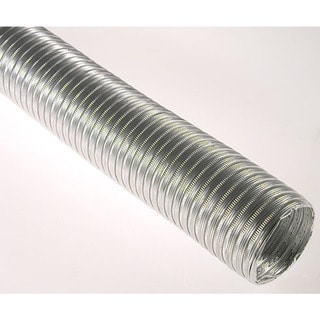"Dundas Jafine MFX58X 5"" x 8' Flexible Aluminum Ducting 20463419"