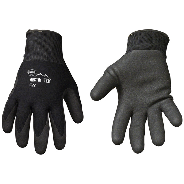 Boss Gloves 7840L Nitrile Palm Gloves