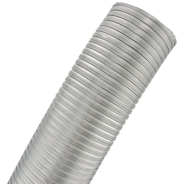 "Dundas Jafine MFX38X 3"" x 8' Semi Rigid Flexible Aluminum Ducting"