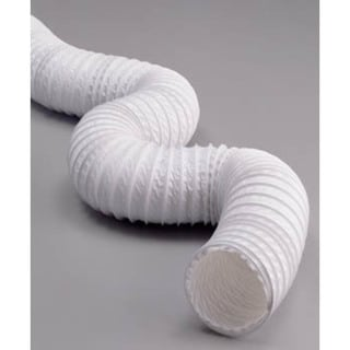 "Dundas Jafine FD450E 4"" X 50' Flexible Vinyl Ducting"