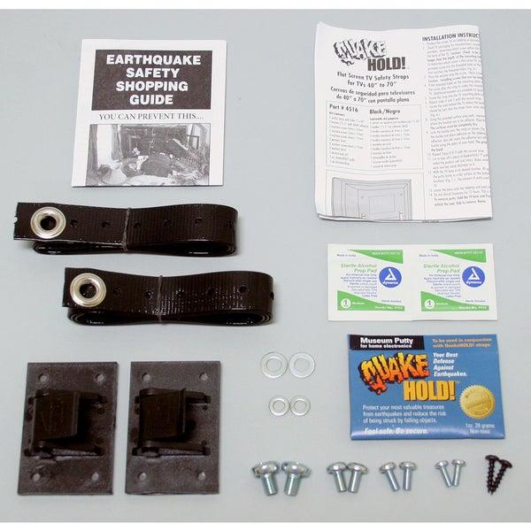 """Quake Hold 04516 Quake Hold! 70"""" Flatscreen Safety Strap"""